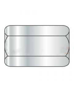 "1/4-20 X 7/8"" (3/8"" AF) Hex Coupling Nuts / Steel / Zinc (Quantity: 600 pcs)"