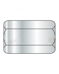 "1/4-28 X 7/8"" (3/8"" AF) Hex Coupling Nuts / Steel / Zinc (Quantity: 600 pcs)"