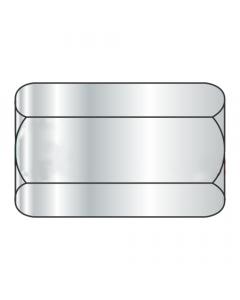 "5/16-24 X 7/8"" (7/16"" AF) Hex Coupling Nuts / Steel / Zinc (Quantity: 200 pcs)"