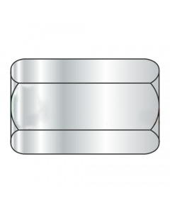 "3/4-10 X 3"" (1"" AF) Hex Coupling Nuts / Steel / Zinc (Quantity: 50 pcs)"