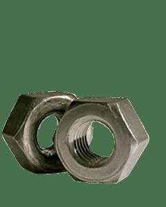 """3 3/4""""-4 Heavy Hex Nut / A563 Grade A Steel / Plain (Quantity: 2 pcs)"""