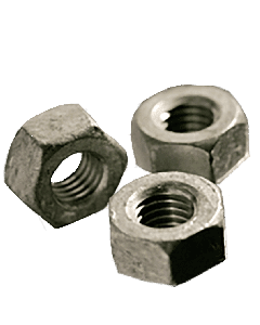 "3""-4 Heavy Hex Nut / A563 Grade A Steel / Hot Dip Galvanized (Quantity: 5 pcs)"