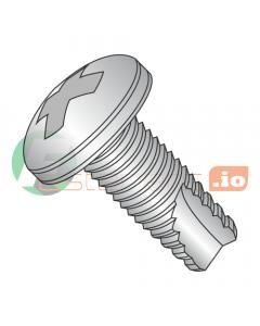 "2-56 x 5/16"" Type 23 Thread Cutting Screws / Phillips / Pan Head / 18-8 Stainless Steel (Quantity: 5,000 pcs)"
