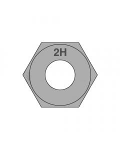 """2 1/4""""-4 1/2 Heavy Hex Nut / A194 2H Steel / Plain (Quantity: 48 pcs)"""