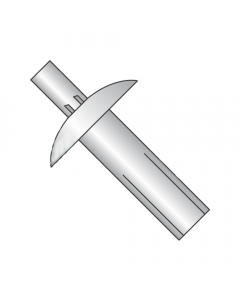 "3/16"" x 13/16"" Brazier Head Drive Pin Rivets / All Aluminum (Quantity: 1,000 pcs)"
