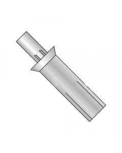 """1/8"""" x 11/32"""" Countersunk Head Drive Pin Rivets / Aluminum Body / SS Mandrel (Quantity: 1,000 pcs)"""