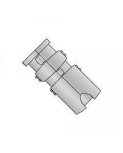"""5/16"""" Single Expansion Anchors / Zinc Alloy / Recommended Hole Diameter: 5/8"""" (Quantity: 50 pcs)"""