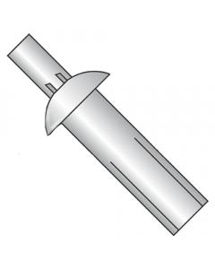 """3/16"""" x 3/8"""" Universal Head Drive Pin Rivets / All Aluminum (Quantity: 1,000 pcs)"""