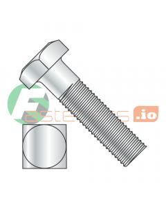 "5/16-18 x 1 1/4"" Battery Bolts / Square Head / Steel / Zinc / Full Thread (Quantity: 1,000 pcs)"
