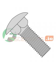 "5/8-11 x 6"" Carriage Bolts / Steel / Hot Dip Galvanized (Quantity: 40 pcs)"