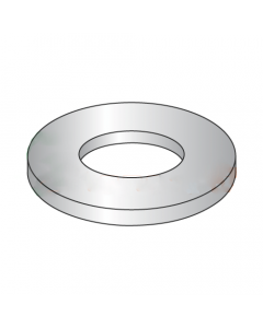 M3 Flat Washers / 18-8 Stainless Steel / DIN125A / Outer Diameter: 6.64 - 7 mm / Thickness Range : .45 - .55 mm (Quantity: 10,000 pcs)