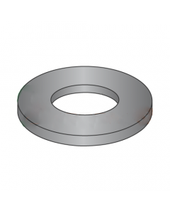 M3 Flat Washers / 18-8 Stainless Steel / Black Oxide / DIN125A / Outer Diameter: 6.64 - 7 mm / Thickness Range : .45 - .55 mm (Quantity: 10,000 pcs)