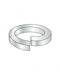 M2 Split Lock Washers / Steel / Zinc / DIN127B / Outer Diameter: 4.4 mm / Thickness: .050 mm (Quantity: 15,000 pcs)