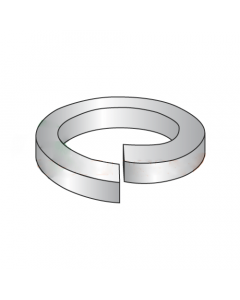 M2.5 Split Lock Washers / 18-8 Stainless Steel / DIN127B / Outer Diameter: 5.1 mm / Thickness: .060 mm (Quantity: 15,000 pcs)