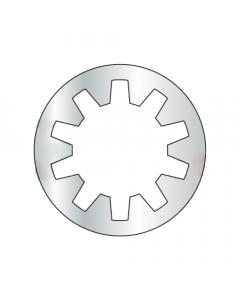M8 Internal Tooth Lock Washers / Steel / Zinc / DIN6797J / Outer Diameter: 14.5 - 15 mm / Thickness Range : .75 - .85 mm (Quantity: 3,000 pcs)