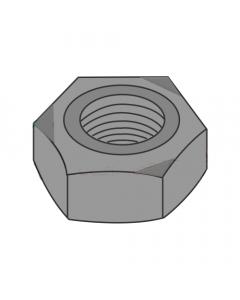 M8-1.25 Hex Weld Nuts / 3 Projections & Center Pilot Ring / Steel / Plain / DIN929 (Quantity: 4,000 pcs)