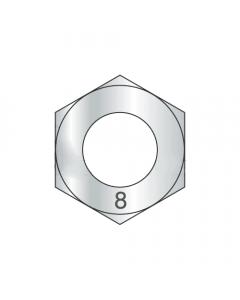M27-3.00 Finished Hex Nuts / Metric Class 8 Steel / Plain DIN 934 (Quantity: 15)
