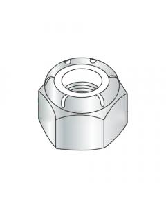 M16-2.0 Nylon Insert Locknuts / Steel / Zinc / DIN985 (Quantity: 150 pcs)