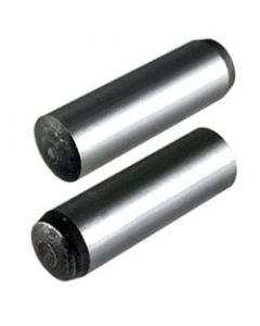 M20 x 140mm Dowel Pins DIN 6325  / Alloy Steel / Bright Finish (Quantity: 10 pcs)