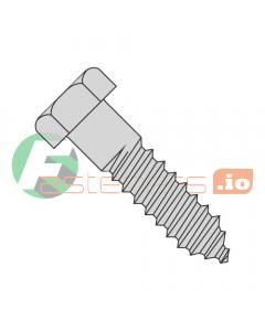 """3/8"""" x 4"""" Lag Screws / Steel / Hot Dip Galvanized (Quantity: 150 pcs)"""