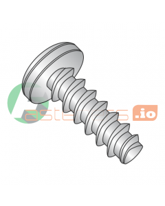 "#2 x 1/4"" Thread Forming Screws 48-2 Trilobe / Phillips / Pan Head / 410 Stainless Steel (Quantity: 5,000 pcs)"