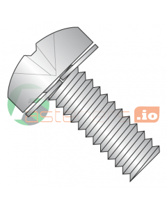 M4-0.7 x 10 mm SEMS Screws / Split Lock Washer / Phillips / Pan Head / 18-8 Stainless Steel / DIN127B / DIN127B (Quantity: 4,000 pcs)