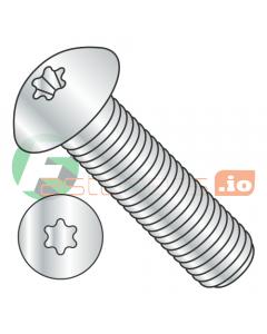 M5-0.8 x 25 mm Machine Screws / Six-Lobe (Torx) / Button Head / Class 10.9 / Zinc / ISO7380 (Quantity: 3,000 pcs)