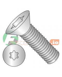M5-0.8 x 20 mm Machine Screws / Six-Lobe (Torx) / Flat Head / 18-8 Stainless Steel / ISO14581 (Quantity: 2,500 pcs)