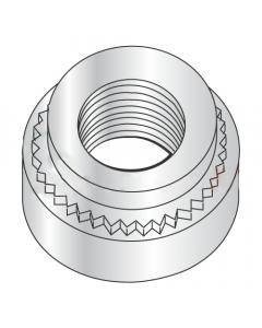 M4 -0.7-1 Self Clinching Nuts / Steel / Zinc / Shank Height: .97 mm / Minimum Sheet Thickness: 1 mm (Quantity: 6,000 pcs)