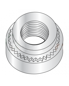 M5-0.8-1 Self Clinching Nuts / Steel / Zinc / Shank Height: .97 mm / Minimum Sheet Thickness: 1 mm (Quantity: 5,000 pcs)