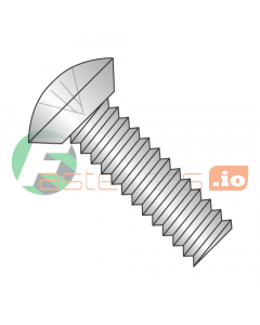 "1/4-20 x 3/8"" Machine Screws / Phillips / Oval Undercut Head / 18-8 Stainless Steel (Quantity: 1,000 pcs)"