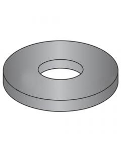 """MS15795-804B / .125"""" Mil-Spec Flat Washers / 300 Series Stainless Steel / Black Oxide / ID: 0.125 / OD: 0.312 / Thk: 0.032 / DFAR Compliant (Quantity: 5,000 pcs)"""