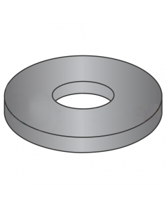 """MS15795-851B / .250"""" Mil-Spec Flat Washers / 300 Series Stainless Steel / Black Oxide / ID: 0.250 / OD: 0.688 / Thk: 0.070 / DFAR Compliant (Quantity: 1,000 pcs)"""