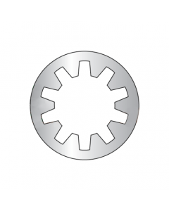 MS35333-70 / #4 Mil-Spec Internal Tooth Lock Washers / 410 Stainless Steel / DFAR Compliant (Quantity: 5,000 pcs)