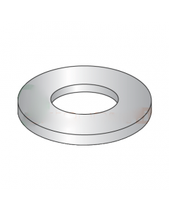 NAS1149-C0816R / 1/2 Mil-Spec Flat Washers / 0.016 Thk / 18-8 Stainless Steel / DFAR Compliant (Quantity: 3,000 pcs)