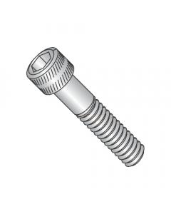 "NAS1351C48 / 1/4-28 x 1/2"" Mil-Spec Socket Head Cap Screws / 300-Series Stainless Steel / DFAR Compliant (Quantity: 200 pcs)"