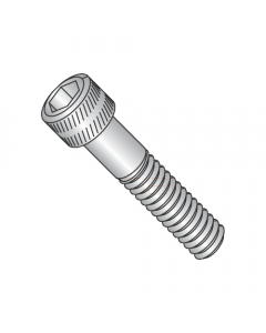 "NAS1351C412 / 1/4-28 x 3/4"" Mil-Spec Socket Head Cap Screws / 300-Series Stainless Steel / DFAR Compliant (Quantity: 200 pcs)"