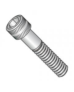 "NAS1352C412 / 1/4-20 x 3/4"" Mil-Spec Socket Head Cap Screws / 300-Series Stainless Steel / DFAR Compliant (Quantity: 200 pcs)"