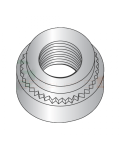 """3/8-16-1 Self Clinching Nuts / 303 Stainless Steel / Shank Height: .120"""" / Sheet Thickness: .125"""" (Quantity: 1,000 pcs)"""