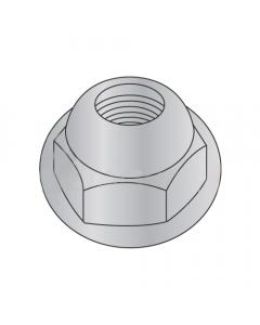 10-24 Washer-Based Acorn Nuts / Open End / Diecast Zinc Alloy (Quantity: 1,000 pcs)
