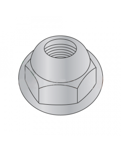 1/4-20 Washer-Based Acorn Nuts / Open End / Diecast Zinc Alloy (Quantity: 1,000 pcs)