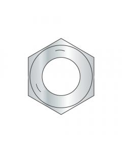 1 1/2-6 Finished Hex Nuts / Grade 5 Steel / Zinc (Quantity: 40)