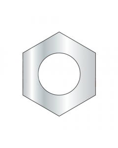 1 1/4-12 Finished Hex Nuts / Grade 8 Steel / Plain (Quantity: 50)