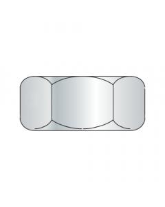 2 1/4-12 Finished Hex Nuts / Grade 2 Steel / Zinc (Quantity: 15)