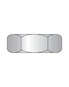#1-64 Hex Machine Screw Nut / 18-8 Stainless Steel (Quantity: 100 pcs)