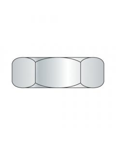 2-56 Hex Machine Screw Nuts / Steel / Zinc (Quantity: 10,000 pcs)
