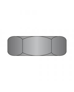 6-32 Hex Machine Screw Nuts / Steel / Black Oxide (Quantity: 10,000 pcs)