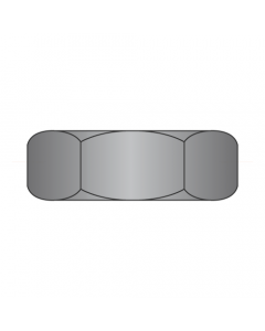 5/16-18 Hex Machine Screw Nuts / Steel / Black Oxide (Quantity: 3,000 pcs)