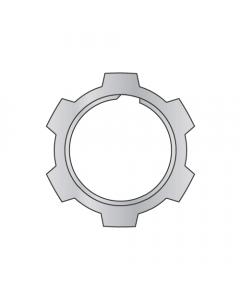 1 Conduit Lock Nut / Die Cast Zinc Alloy / UL & CSA Approved (Quantity: 500)