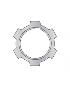 1 1/2 Conduit Lock Nut / Die Cast Zinc Alloy / UL & CSA Approved (Quantity: 500)